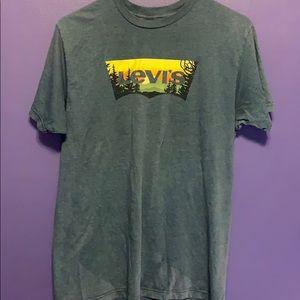 Grey Levi shirt